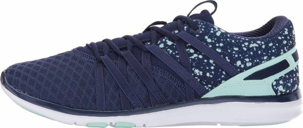 Asics Gel Fit Yui - Indigo Blue/Glacier Sea/Silver