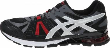 Asics Gel Defiant 2 Onyx/Silver/Red Men
