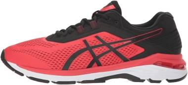 Asics GT 2000 6 - Red Alert/Black (T805N600)