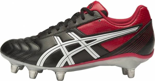 Asics Lethal Tackle Multicolore (Black/Racing Red/White)
