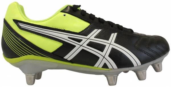 Asics Lethal Tackle - Black Yellow (P507Y9001)