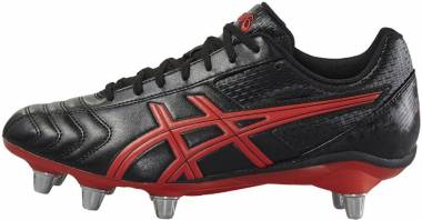 Asics Lethal Tackle Black Men