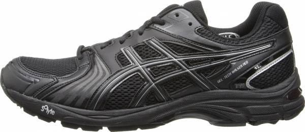 Asics Gel-Tech Walker Neo 4 - Black/Black/Silver (Q418N9090)