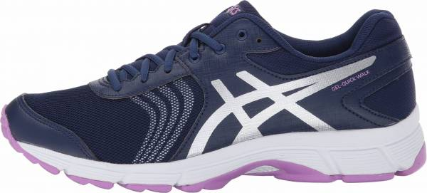 Asics Gel-Quickwalk 3 - Indigo Blue/Silver/Violet