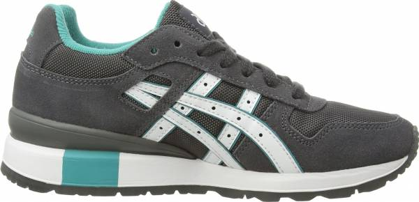 Asics GT II - Grey Dark Grey White 1601