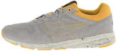 Asics Shaw Runner  Light Grey/Light Grey Men