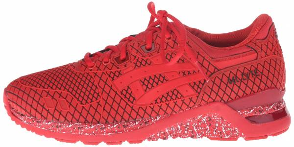Asics Gel Lyte EVO NT Red/Red