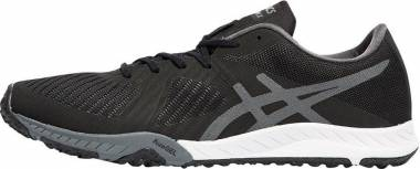 Asics Weldon X - Black Carbon White