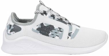 Asics FuzeTora - White Mid Grey Black