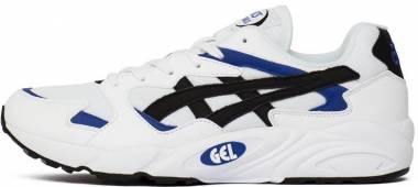 Asics Gel Diablo White/Black Men