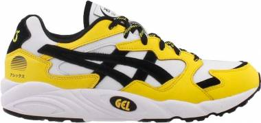 Asics Gel Diablo - White;yellow (1191A129100)