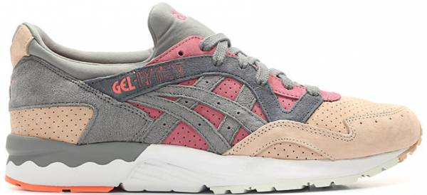 hot sale online 49f67 be590 Asics Gel Lyte V Pastel