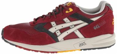 Asics Gel Saga Burgundy/Off White Men