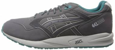 Asics Gel Saga - dark grey / dark grey