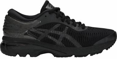 Asics Gel Kayano 25 - Black / Black