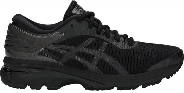 Asics Gel Kayano 25 Black/Black