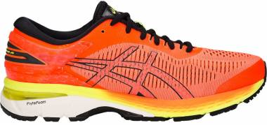 Asics Gel Kayano 25 - Shocking Orange / Black (1011A019800)