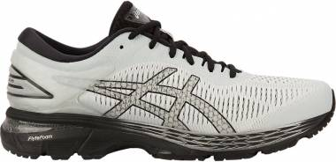 Asics Gel Kayano 25 - Glacier Grey / Black