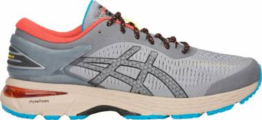 Asics Gel Kayano 25 - STONE GREY/BLACK (1021A128020)