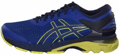 Asics Gel Kayano 25 - Asics Blue / Lemon Spark (1011A019401)