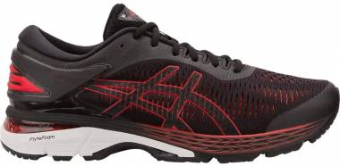 Asics Gel Kayano 25 - Black/Classic Red (1011A019004)