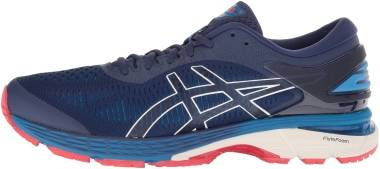 the best attitude 561c3 ded66 Asics Gel Kayano 25 Indigo Blue White Men