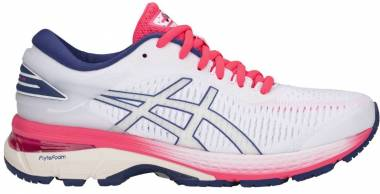 Asics Gel Kayano 25 - WHITE/WHITE (1012A026100)