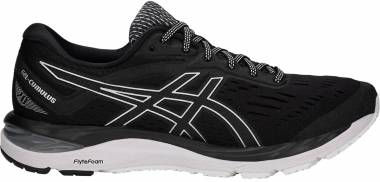 Asics Gel Cumulus 20 - Black / White