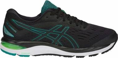 Asics Gel Cumulus 20 BLACK/BERYL GREEN Men