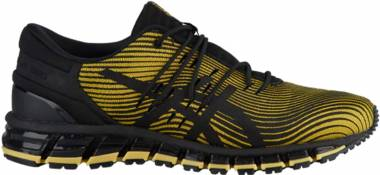 Asics Gel Quantum 360 4 - Black/Tai-chi Yellow