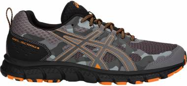Asics Gel Scram 4 - Carbon/Lava Orange (1011A045020)