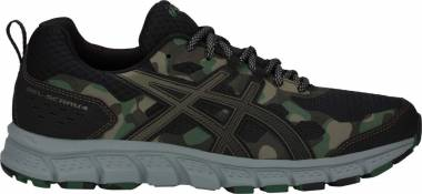 Asics Gel Scram 4 Black/Irvine Men