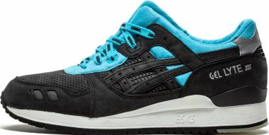 Solebox x Asics Gel Lyte III - black