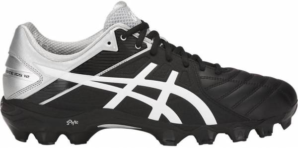 Asics Gel Lethal Ultimate IGS 12 - (9093) Black/White/Silver (P605Y9093)