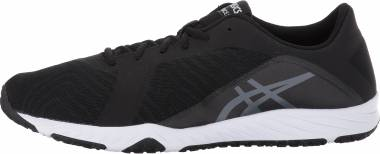Asics Defiance X Black/Carbon/White Men