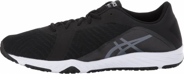 Asics Defiance X Black/Carbon/White