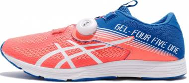 Asics Gel 451 - Flash Coral / White / Directoire Blue (T824N0601)
