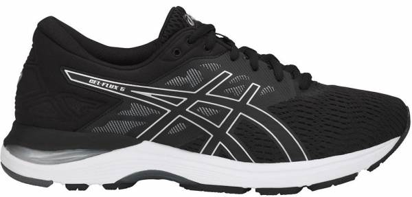 Asics Gel Flux 5 - Black Silver 002