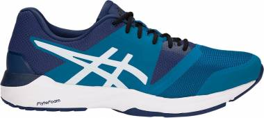 Asics Gel Quest FF race blue/white Men
