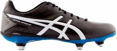 Asics Gel Lethal Speed ST Black/White/Methyl Blue Men