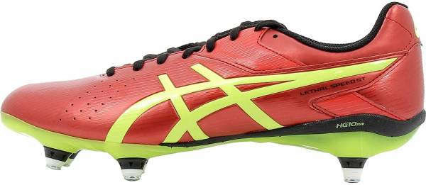 Asics Gel Lethal Speed ST - Red