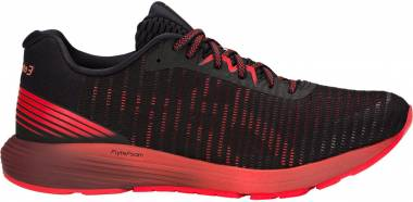 Asics DynaFlyte 3 Black/Red Alert Men