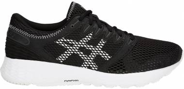 Asics Roadhawk FF 2 - Black / White (1011A136001)