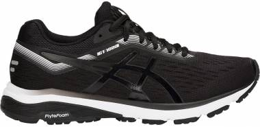 Asics GT 1000 7 Black/White Men