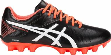 Asics Lethal Speed RS - (9006) BLACK/FLASH CORAL/WHITE (P601Y9006)