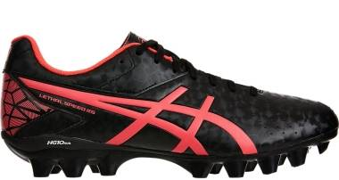 Asics Lethal Speed RS - BLACK/DIVA PINK