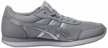 Asics Curreo II - Negro Mid Grey Silver 020 (HN7A0020)
