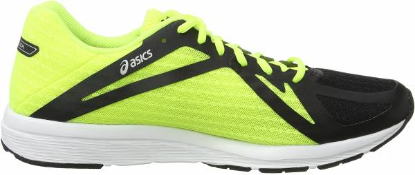 Asics Amplica - Black/Silver/Safety Yellow (T825N9093)