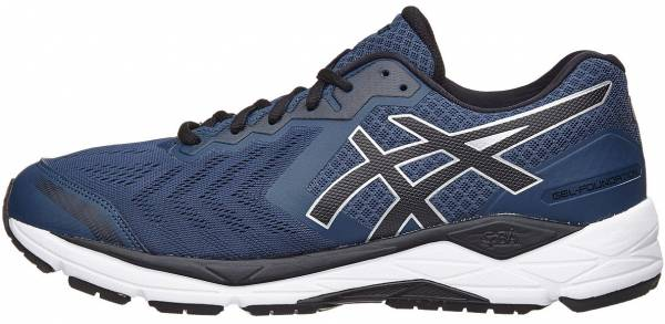 Asics Gel Foundation 13 - Dark Blue Black White