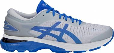 Asics Gel Kayano 25 Lite-Show Mid Grey/Illusion Blue Men